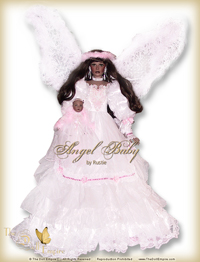 Angel Baby (African American) by Rustie