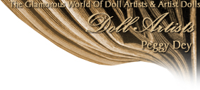 Peggy Dey Dolls · Heavenly Treasures · Limited Edition Collectible Vinyl Artist Dolls